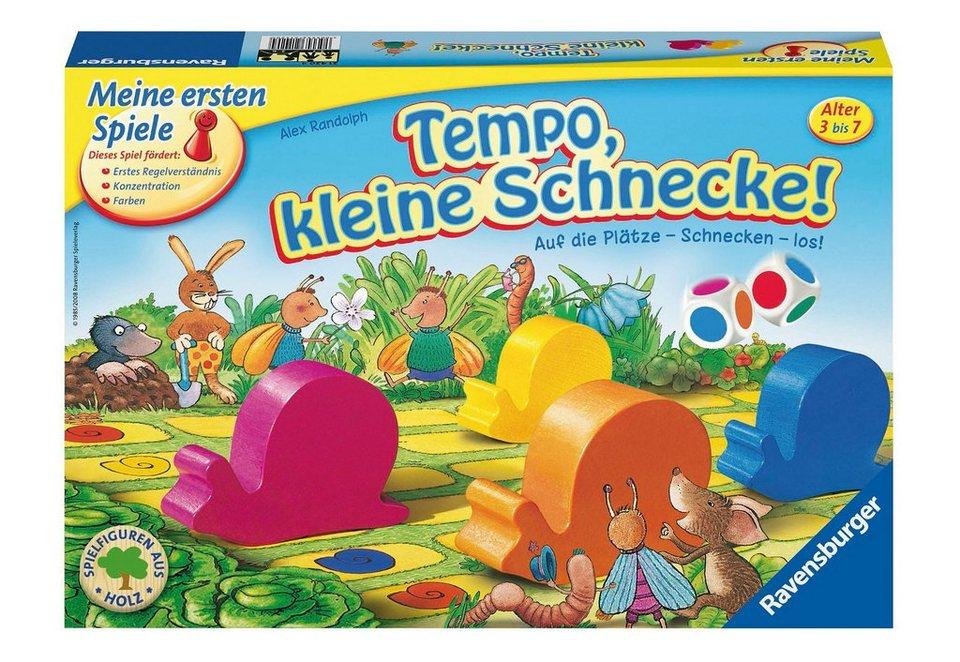 Ravensburger Kinder-Spiel, »Auf die Plätze - Schnecken - los!«