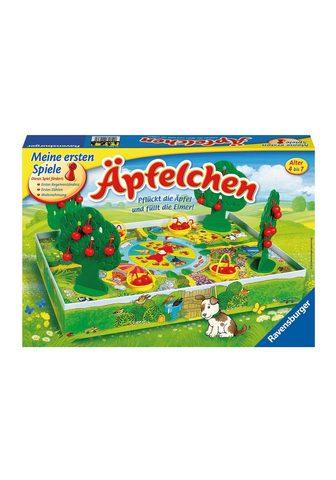 """RAVENSBURGER Spiel """"Pflückt die Äpfe..."""