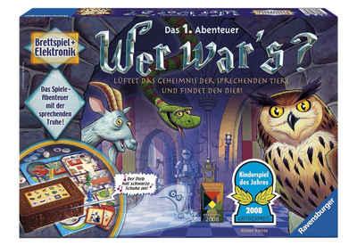 Ravensburger Spiel, »Wer war´s?«, Made in Europe, FSC® - schützt Wald - weltweit