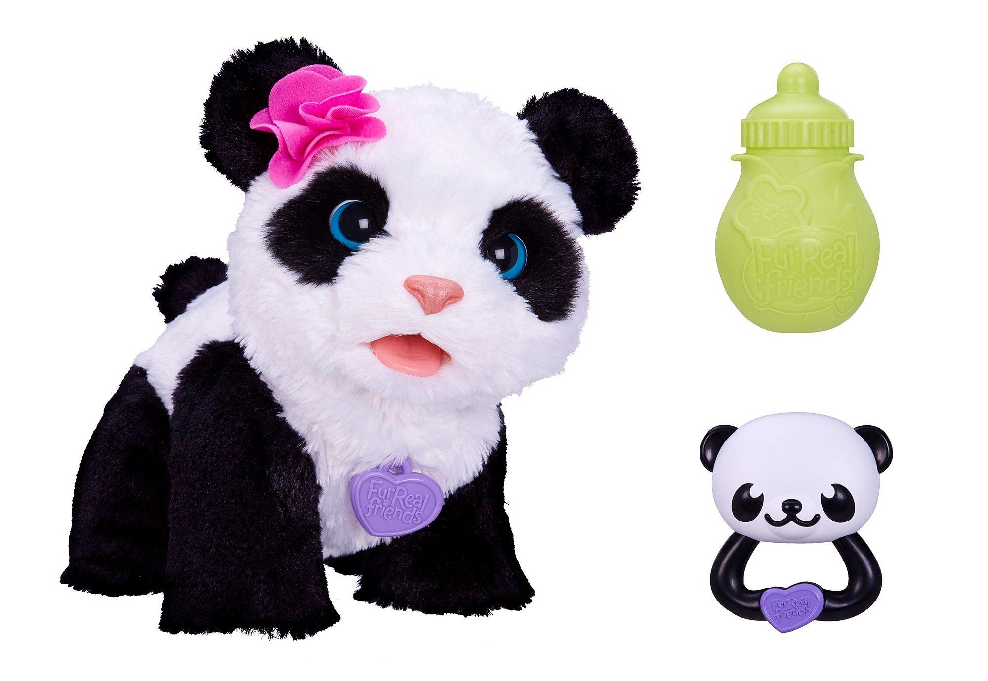 Panda, »Pom Pom, mein Baby Panda«, FurReal Friend