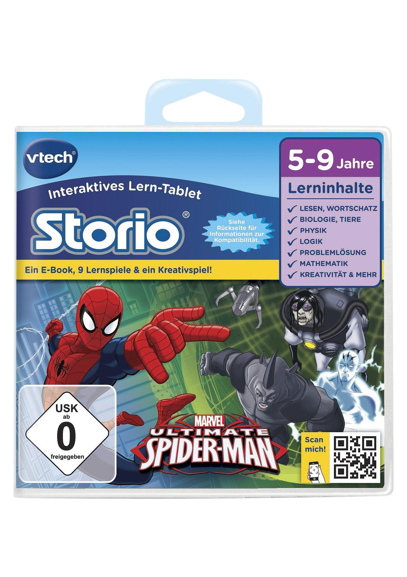 Lernspiele, Der ultimative Spiderman, VTech