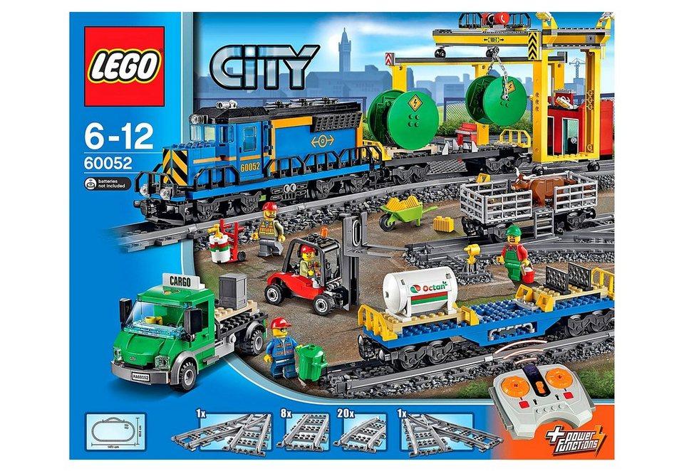 Güterzug (60052), Lego City, LEGO®