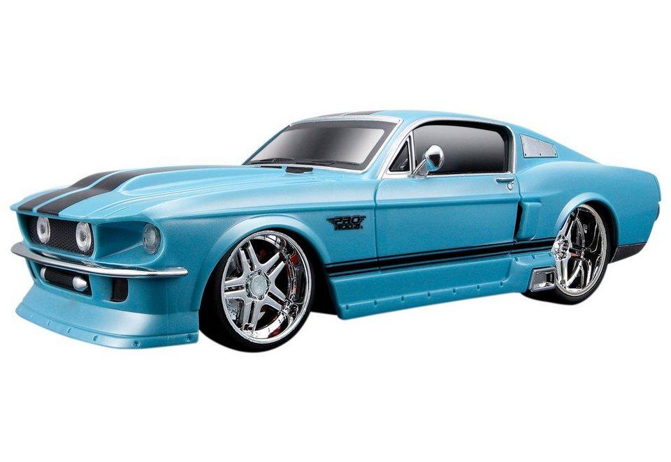 RC-Fahrzeug, »Ford Mustang GT `67«, Maisto Tech®