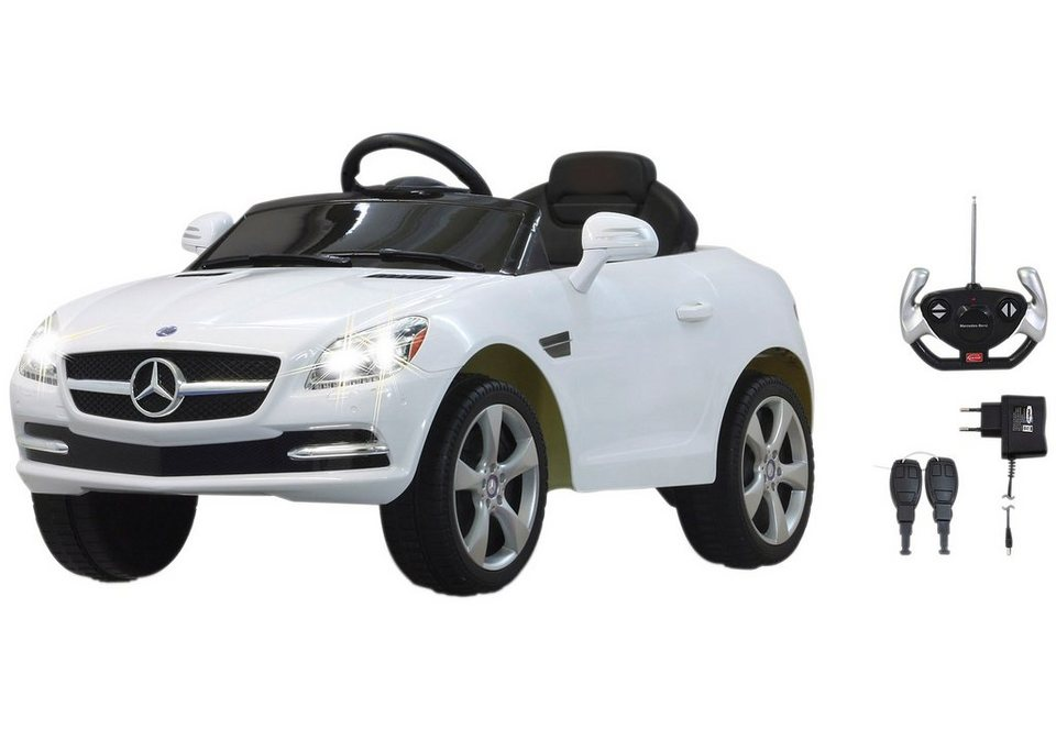 JAMARA Kinder-Fahrzeug, »JAMARA KIDS Ride-On Mercedes Benz SLK«