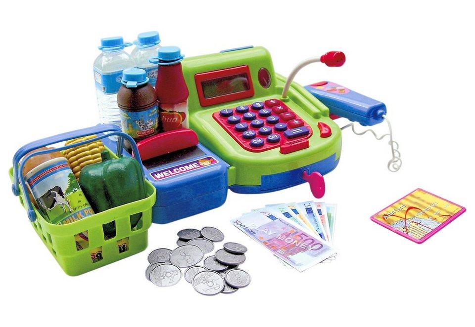 Spielkasse für den Kaufladen