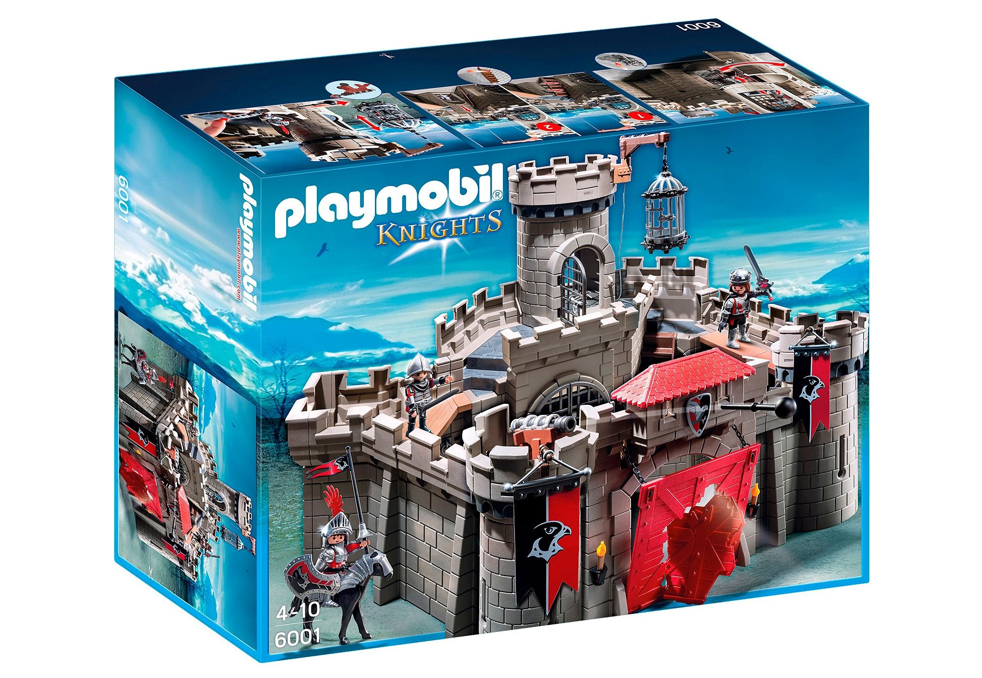 Playmobil® Falkenritterburg (6001), Knights