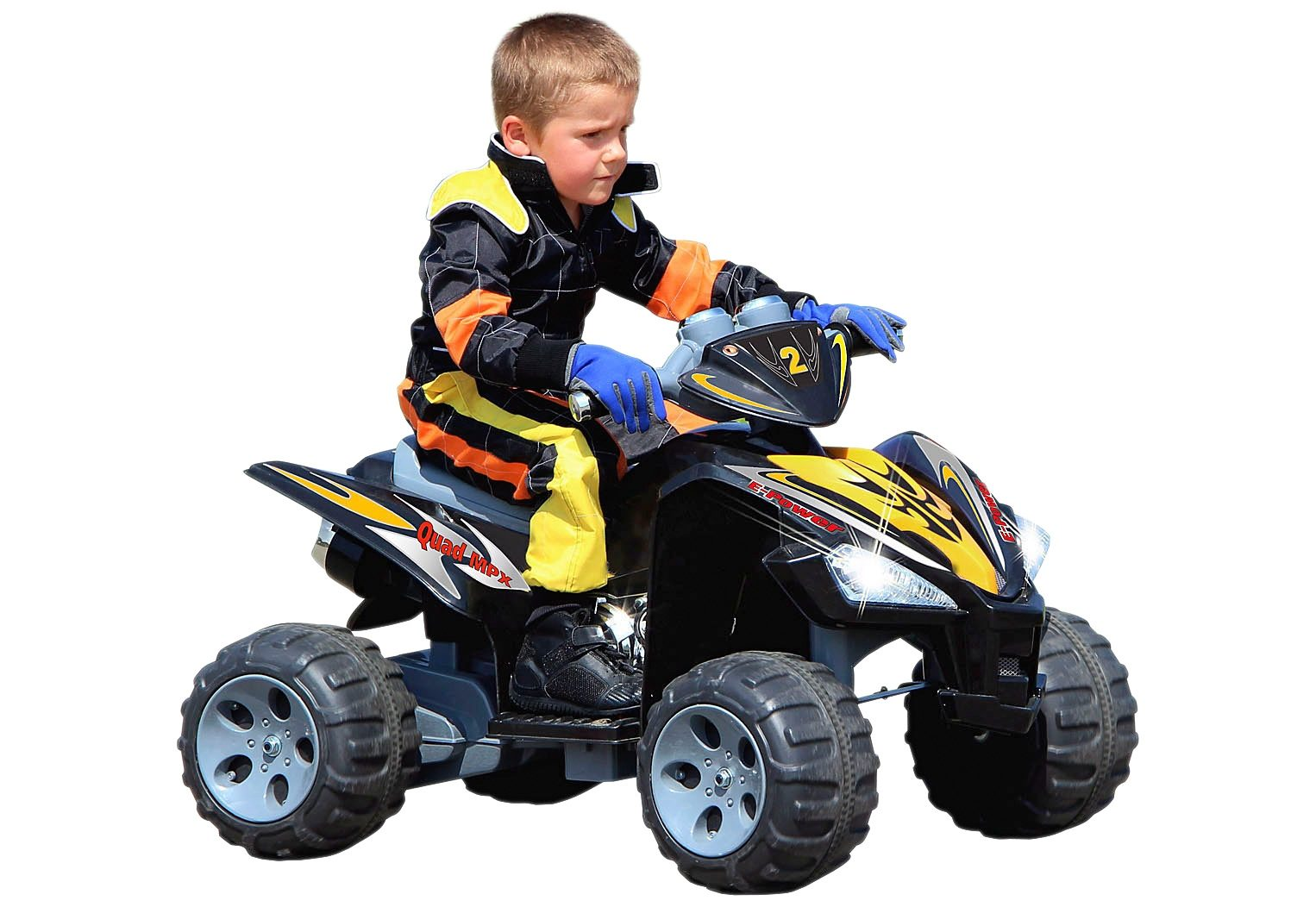 JAMARA Kinder-Fahrzeug, »JAMARA KIDS Ride-On Quad«