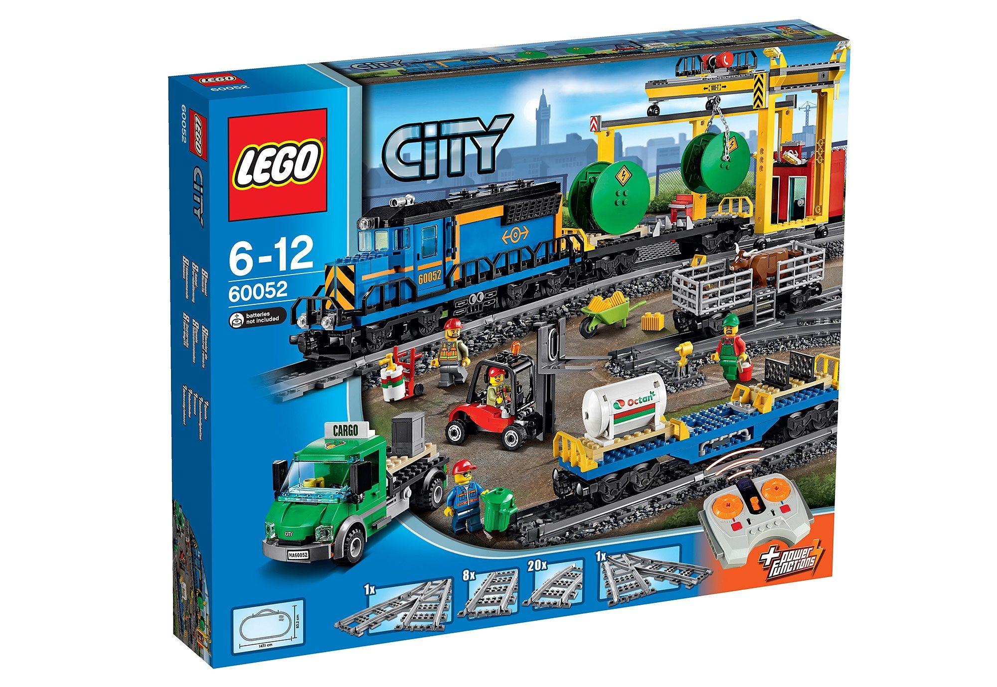 LEGO®, Güterzug (60052), Lego City
