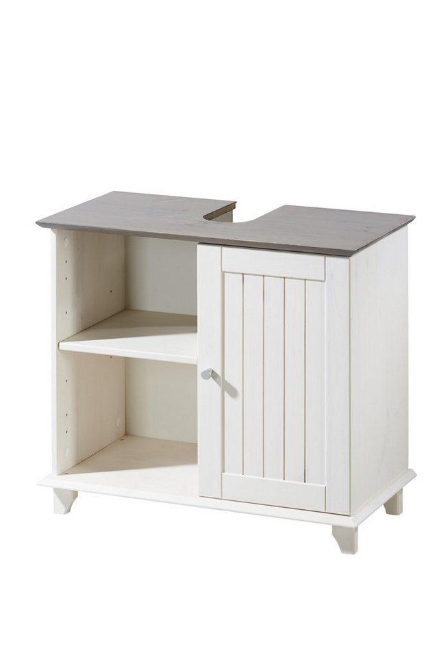 waschbeckenunterschrank landhaus preisvergleiche erfahrungsberichte und kauf bei nextag. Black Bedroom Furniture Sets. Home Design Ideas