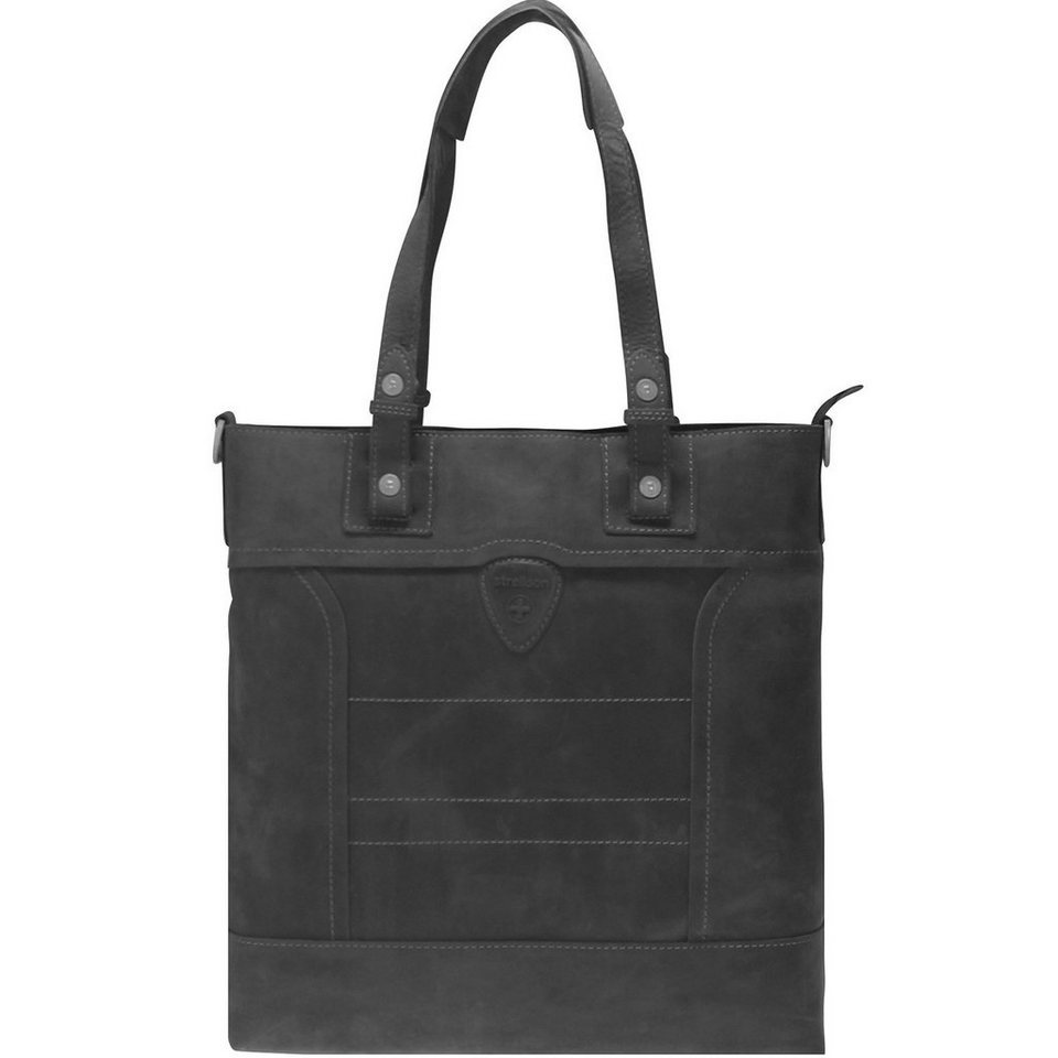 Strellson Hunter Tote Shopper Tasche 36 cm in black