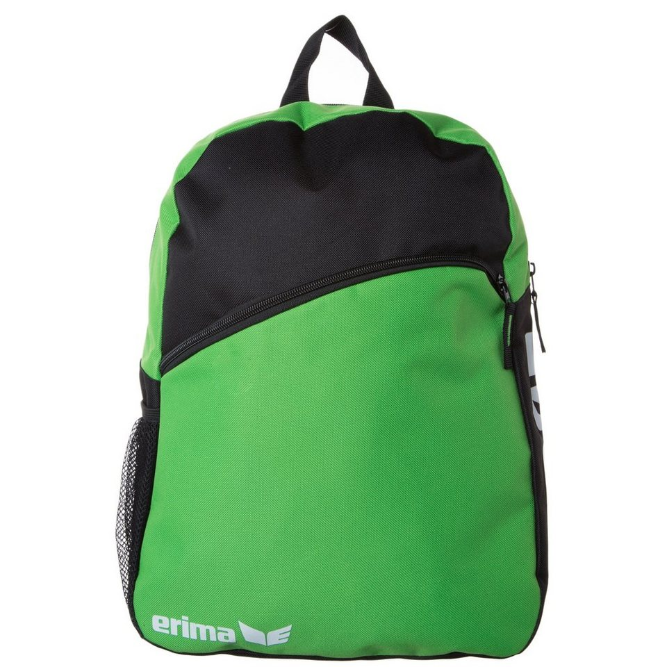 ERIMA Rucksack in green/schwarz