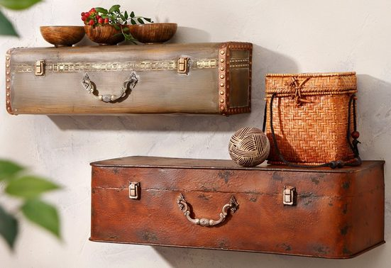 Home affaire Konsolentisch »Koffer«