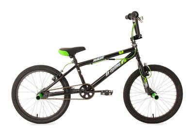 BMX Fahrrad, 20 Zoll, schwarz, 360 Grad Rotor, »Hedonic«, KS Cycling Sale Angebote Drebkau