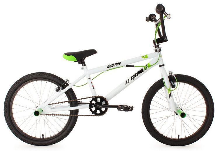 KS Cycling BMX-Rad »Hedonic«, 1 Gang