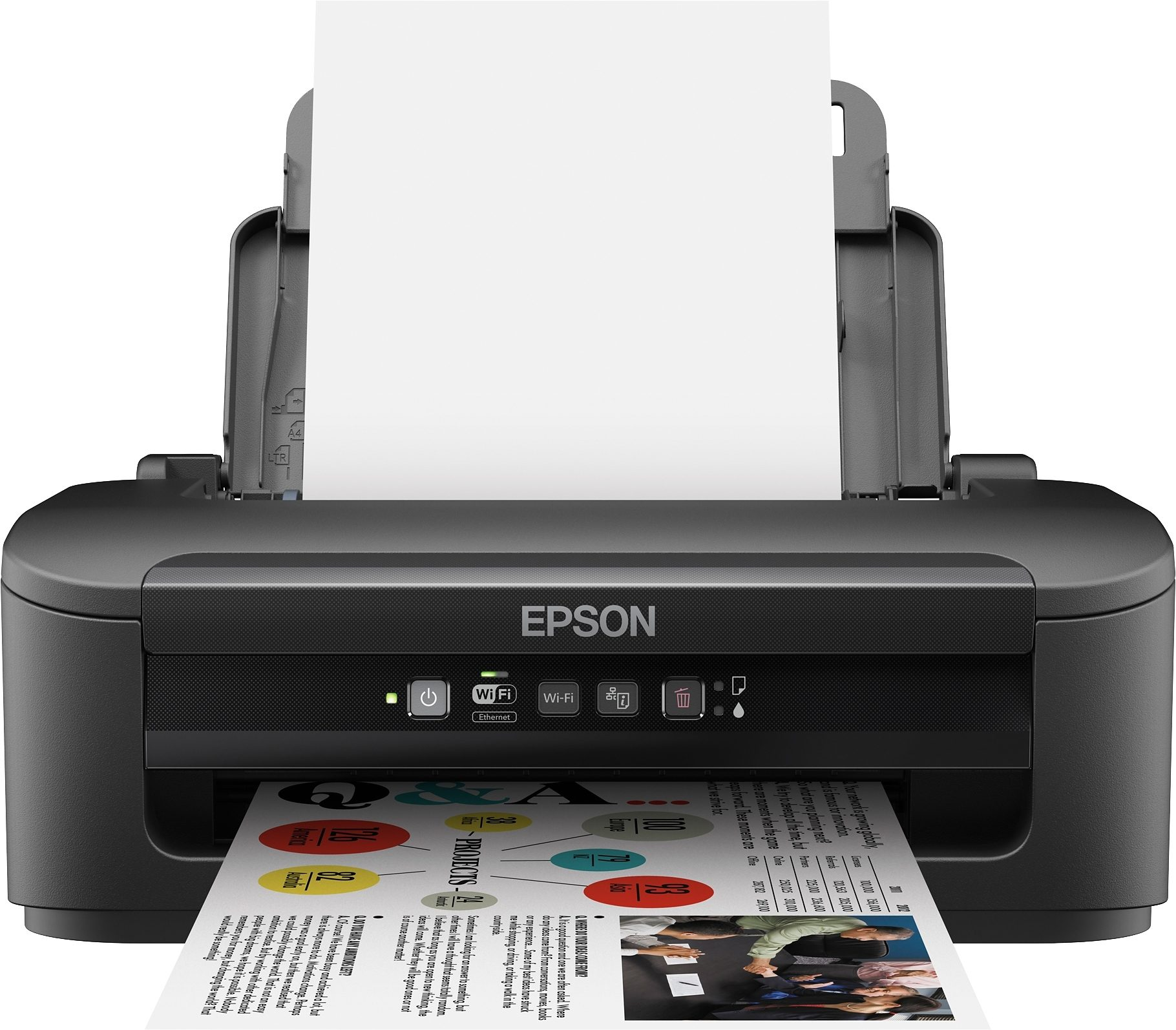 Epson WorkForce WF-2010W Drucker