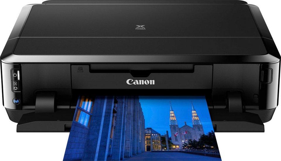 Canon PIXMA iP7250 Drucker in schwarz