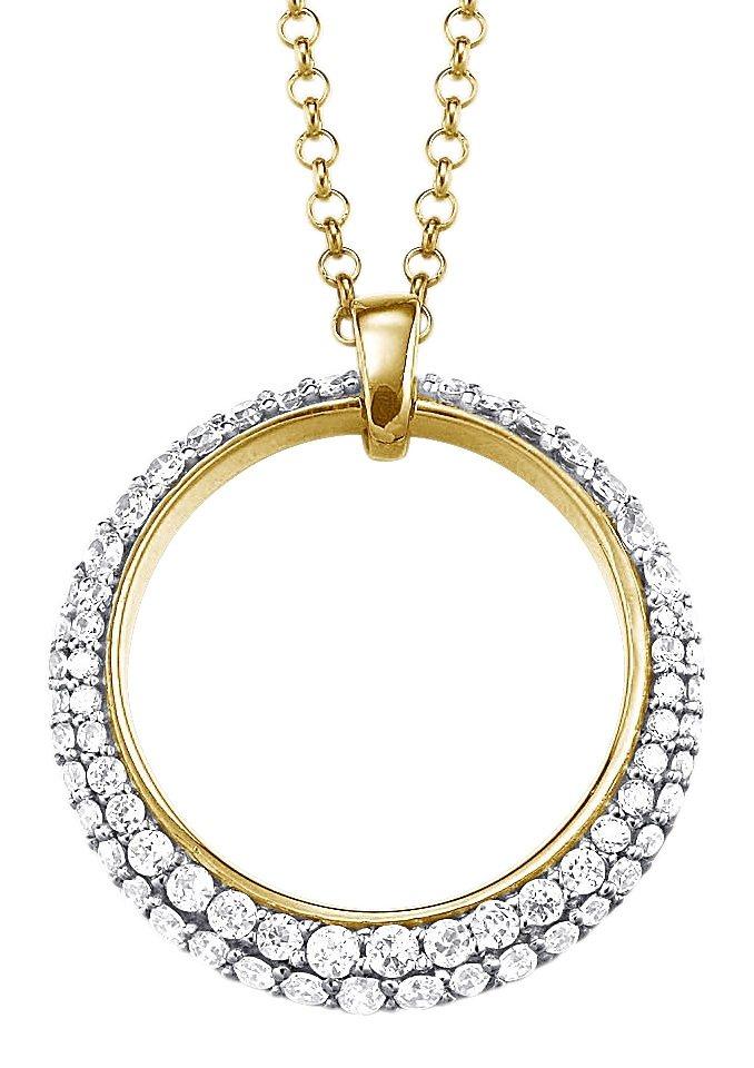 "Esprit collection, Kette, ""EL-delia gold, ELNL92698D420"" in goldfarben"