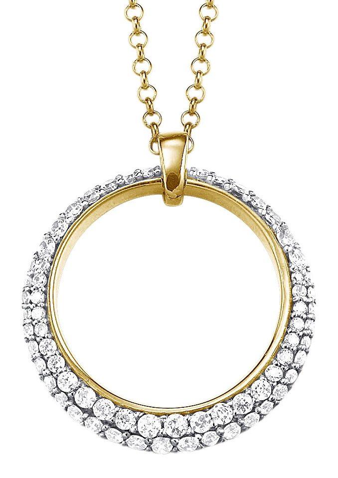 """Esprit collection, Kette, """"EL-delia gold, ELNL92698D420"""""""