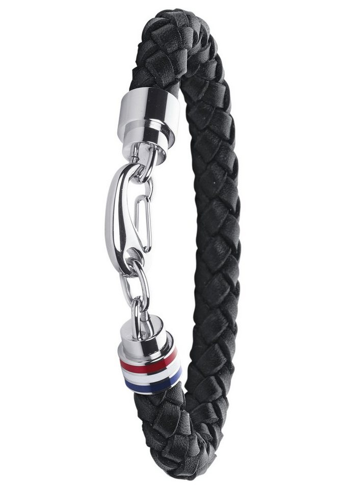 Armband, »Men´s Casual, 2700510«, Tommy Hilfiger Jewelry in schwarz