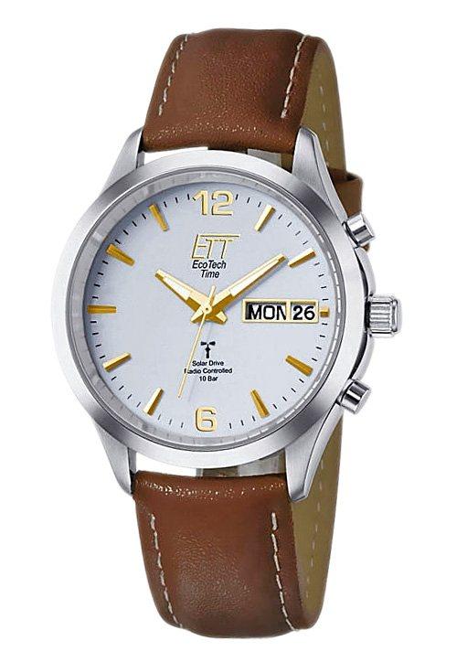 "ETT, Armbanduhr, ""EGS-11248-12L"" in braun"