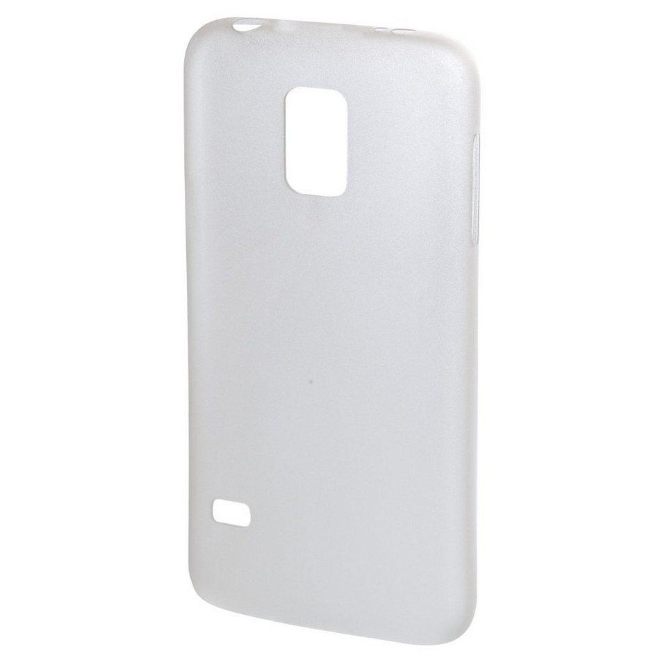 Hama Cover Ultra Slim für Samsung Galaxy S5 mini, Weiß in Weiß