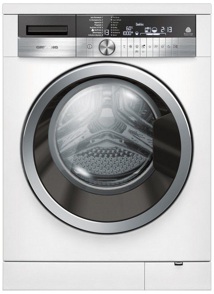 Grundig Waschmaschine GWN 59464 C, A+++, 9 kg, 1400 U/Min
