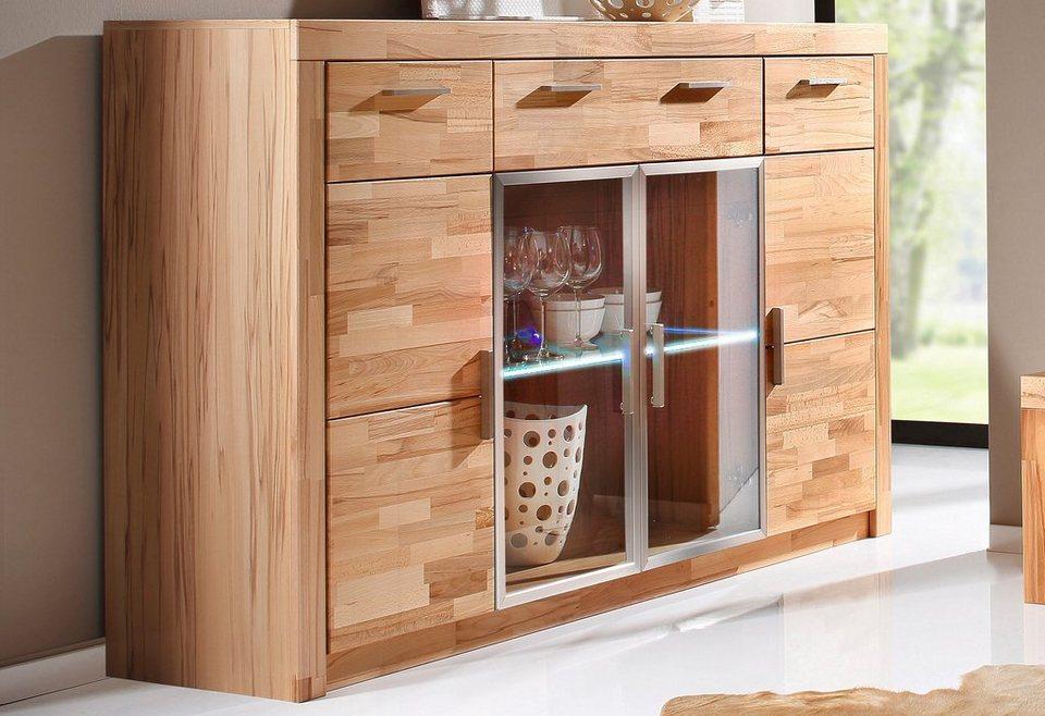 highboard breite 182 cm online kaufen otto. Black Bedroom Furniture Sets. Home Design Ideas