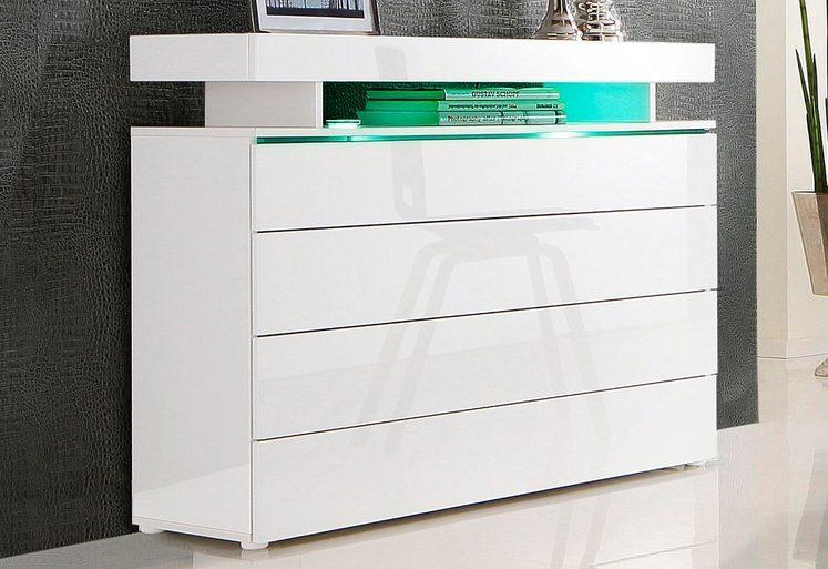 borchardt m bel kommode breite 110 cm kaufen otto. Black Bedroom Furniture Sets. Home Design Ideas