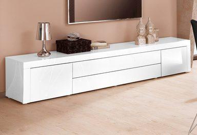borchardt m bel tv lowboard breite 200 cm kaufen otto. Black Bedroom Furniture Sets. Home Design Ideas