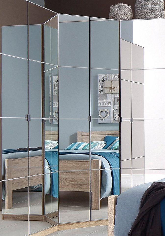 eckkleiderschrank malaga online kaufen otto. Black Bedroom Furniture Sets. Home Design Ideas