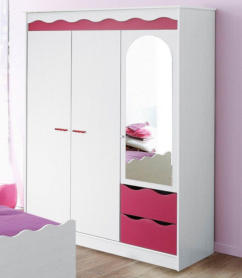 parisot kleiderschrank lilou online kaufen otto. Black Bedroom Furniture Sets. Home Design Ideas