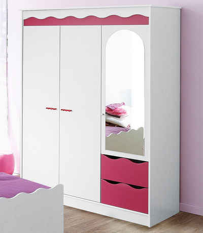 kleiderschrank kinder bestseller shop f r m bel und. Black Bedroom Furniture Sets. Home Design Ideas