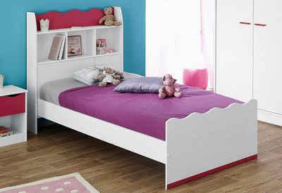 Kinderbett 90x200 weiß rausfallschutz  Kinderbett online kaufen » für Mädchen & Jungen | OTTO