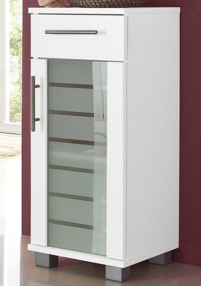Unterschrank schildmeyer nikosia online kaufen otto for Meuble vitrine une porte