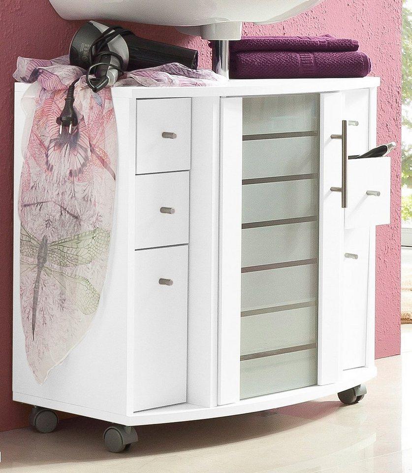 waschbeckenunterschrank auf rollen preisvergleiche erfahrungsberichte und kauf bei nextag. Black Bedroom Furniture Sets. Home Design Ideas