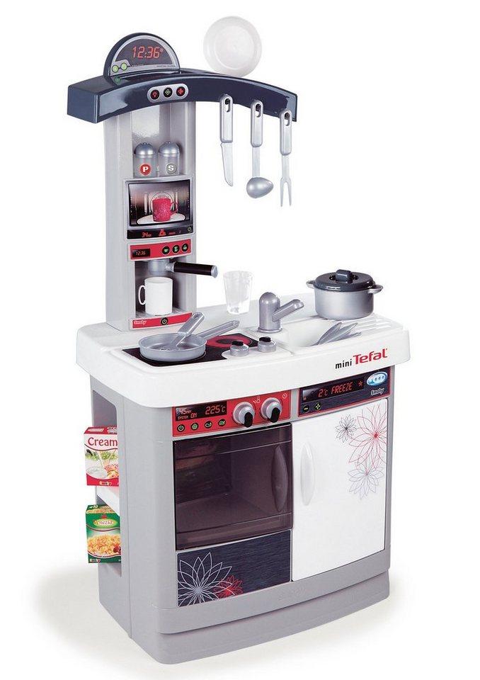 Spielküche, »Tefal Chef Cook Küche«, Smoby