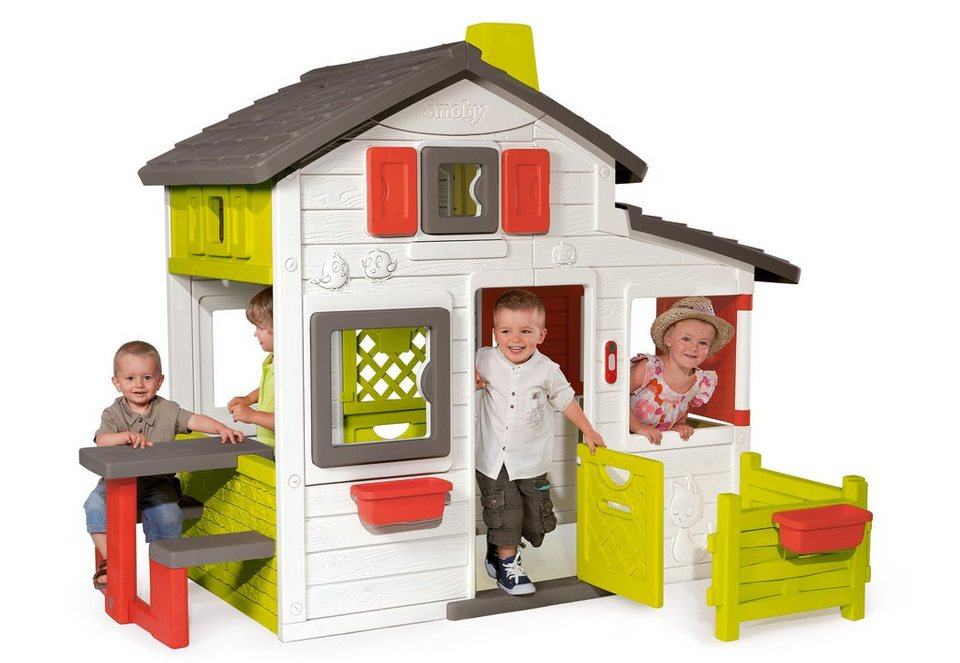 Spielhaus Friends Haus Smoby Online Kaufen Otto