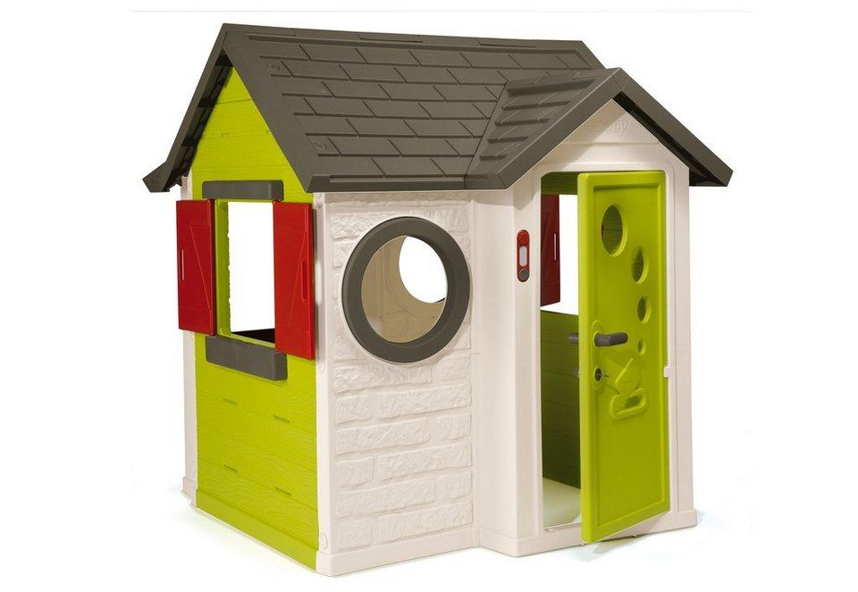 spielhaus mein haus smoby online kaufen otto. Black Bedroom Furniture Sets. Home Design Ideas