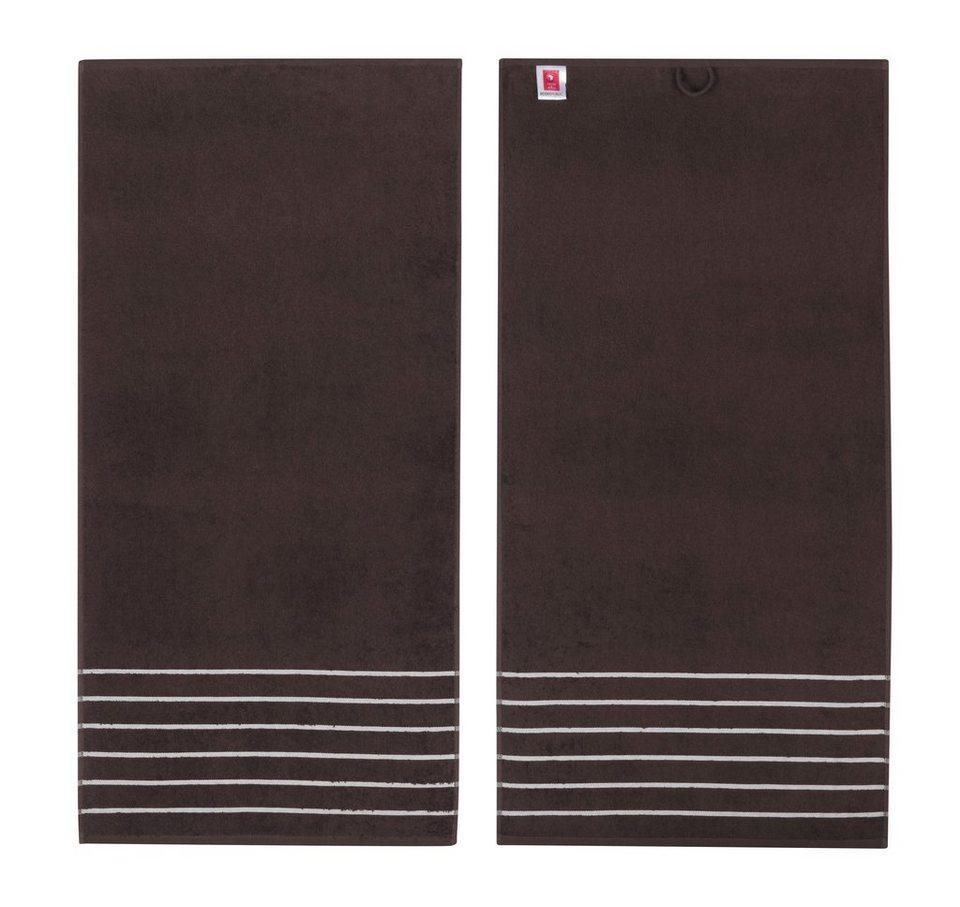 handt cher ecorepublic home malin mit gestreifter bord re online kaufen otto. Black Bedroom Furniture Sets. Home Design Ideas