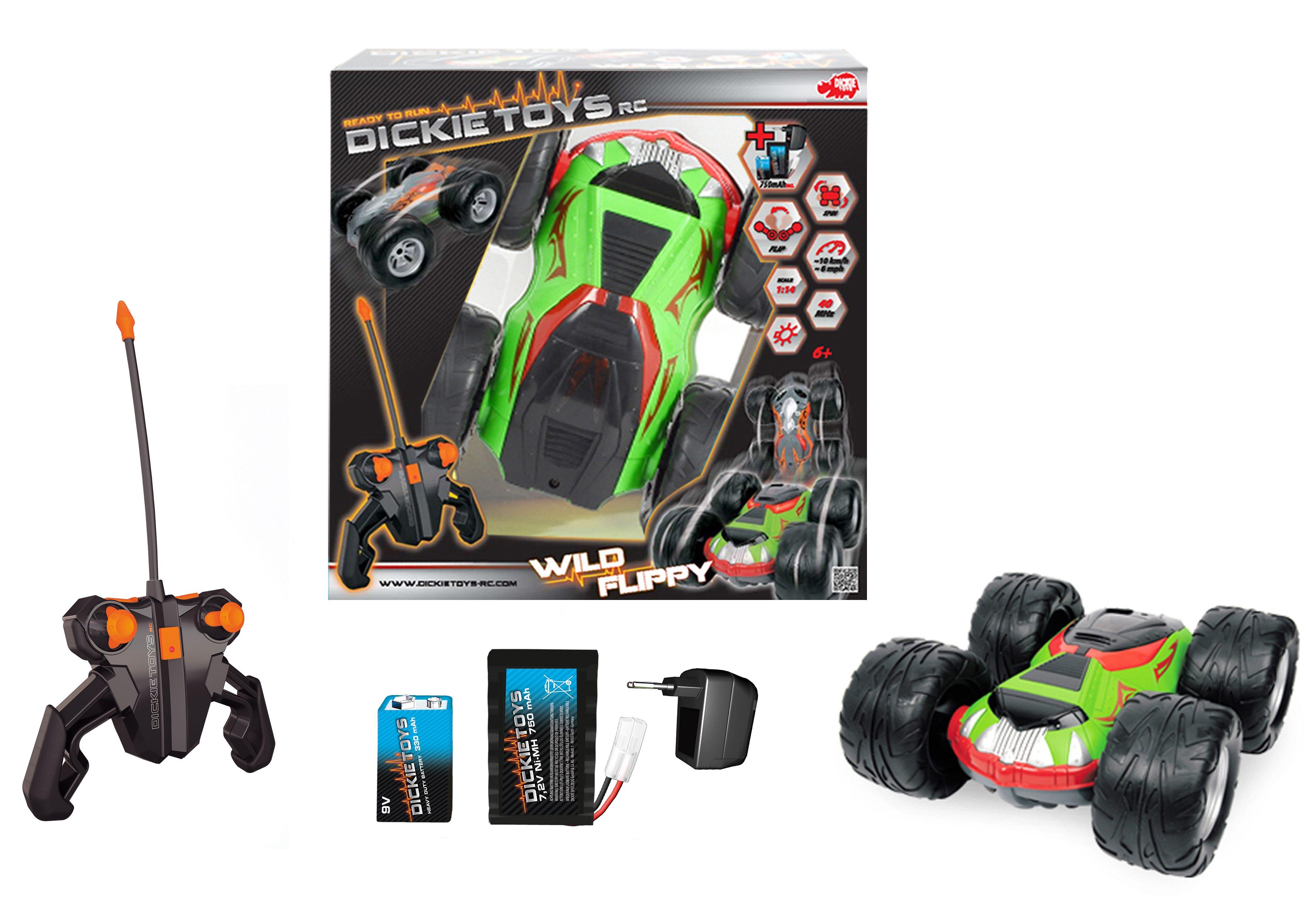 Dickie Toys RC-Fahrzeug, »Wild Flippy«