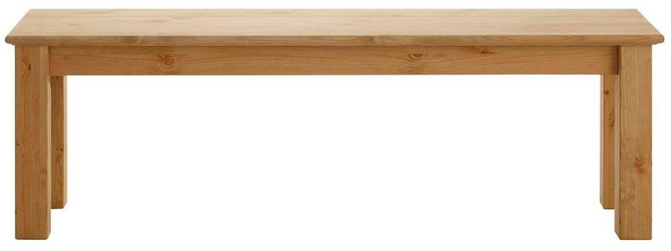 bank home affaire breite 120 cm online kaufen otto. Black Bedroom Furniture Sets. Home Design Ideas