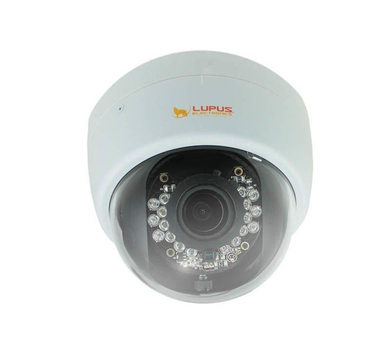 LUPUS Electronics Überwachungskamera »HD - LE966 FIXDOME«