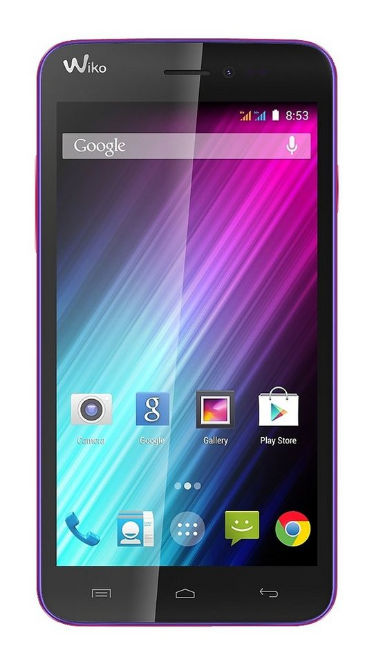 wiko lenny smartphone 12 7 cm 5 zoll display android 4. Black Bedroom Furniture Sets. Home Design Ideas