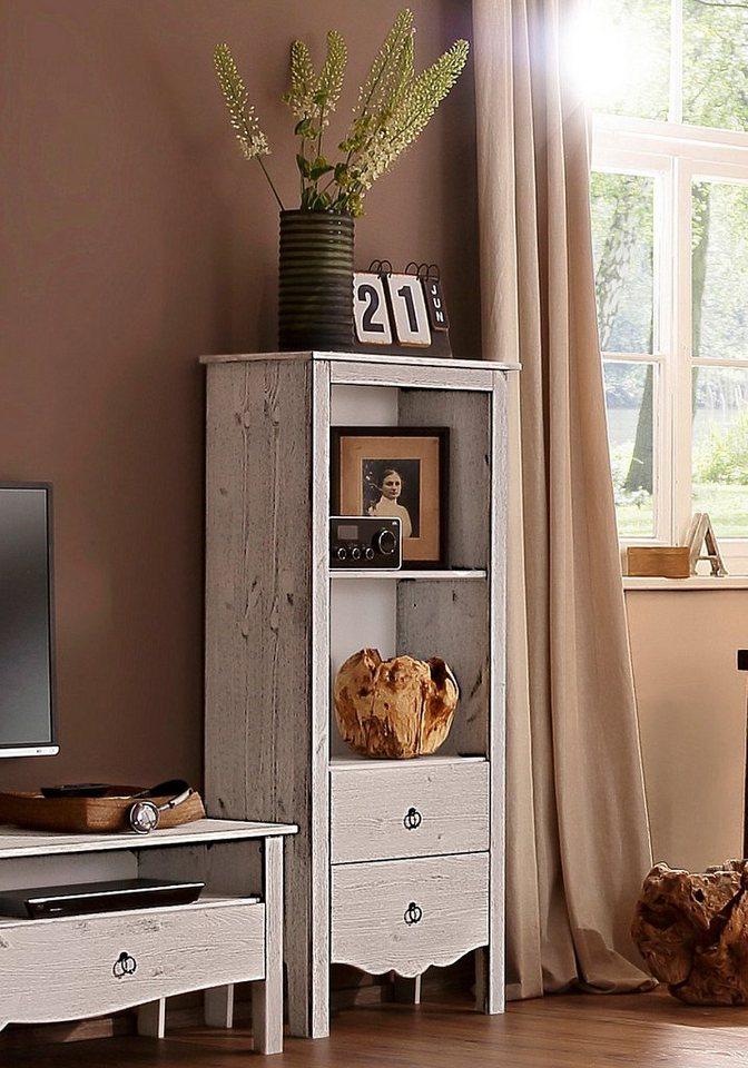 regal home affaire alma h he 140 cm kaufen otto. Black Bedroom Furniture Sets. Home Design Ideas