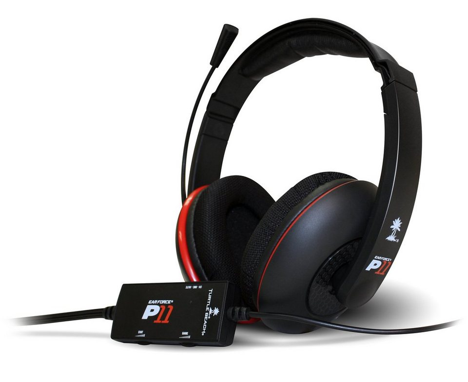turtle beach kabelgebundenes gaming headset f r ps3 ear. Black Bedroom Furniture Sets. Home Design Ideas
