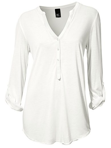 Bc Best Connections By Heine Shirt Blouse With A Rounded Hem