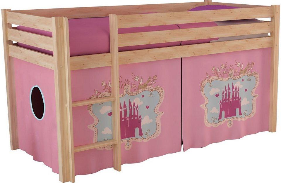 Hochbett, Vipack Furniture in Princess