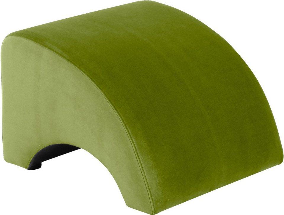 Max Winzer® Hocker »Borano« in oliv