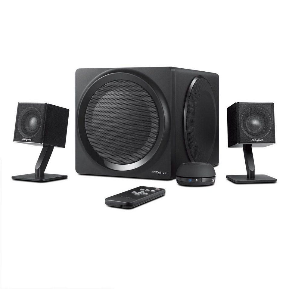 Creative Lautsprecher »T4 2.1 Bluetooth-Lautsprecher System«