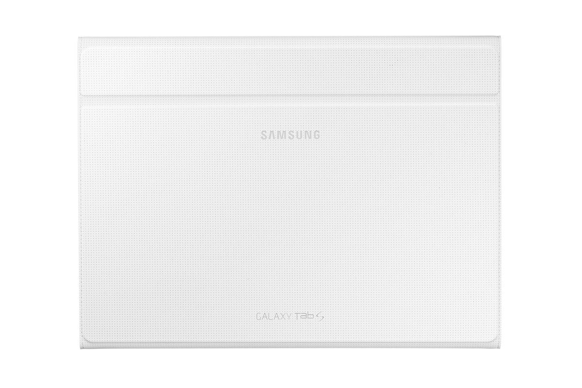Samsung Tablettasche »Book Cover mit Aufstellfkt. für Tab S 10.5, Weiß«